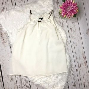 3 for &25 MNG sleeveless blouse size xs